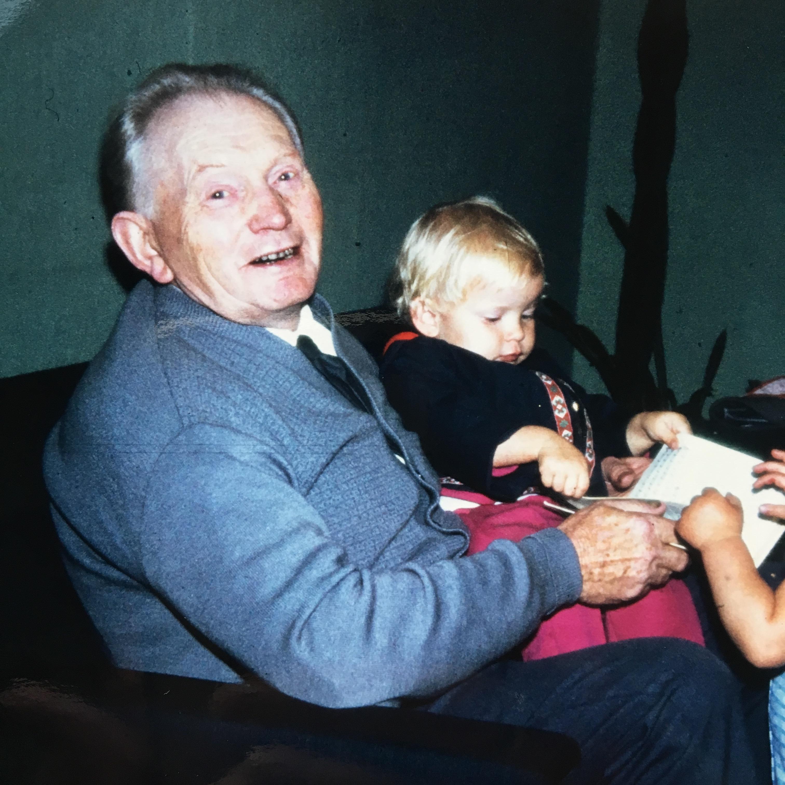 Min bedstefar, Alfred