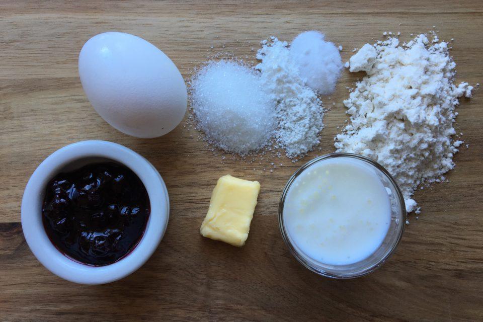 Ingredienser Marmorkage