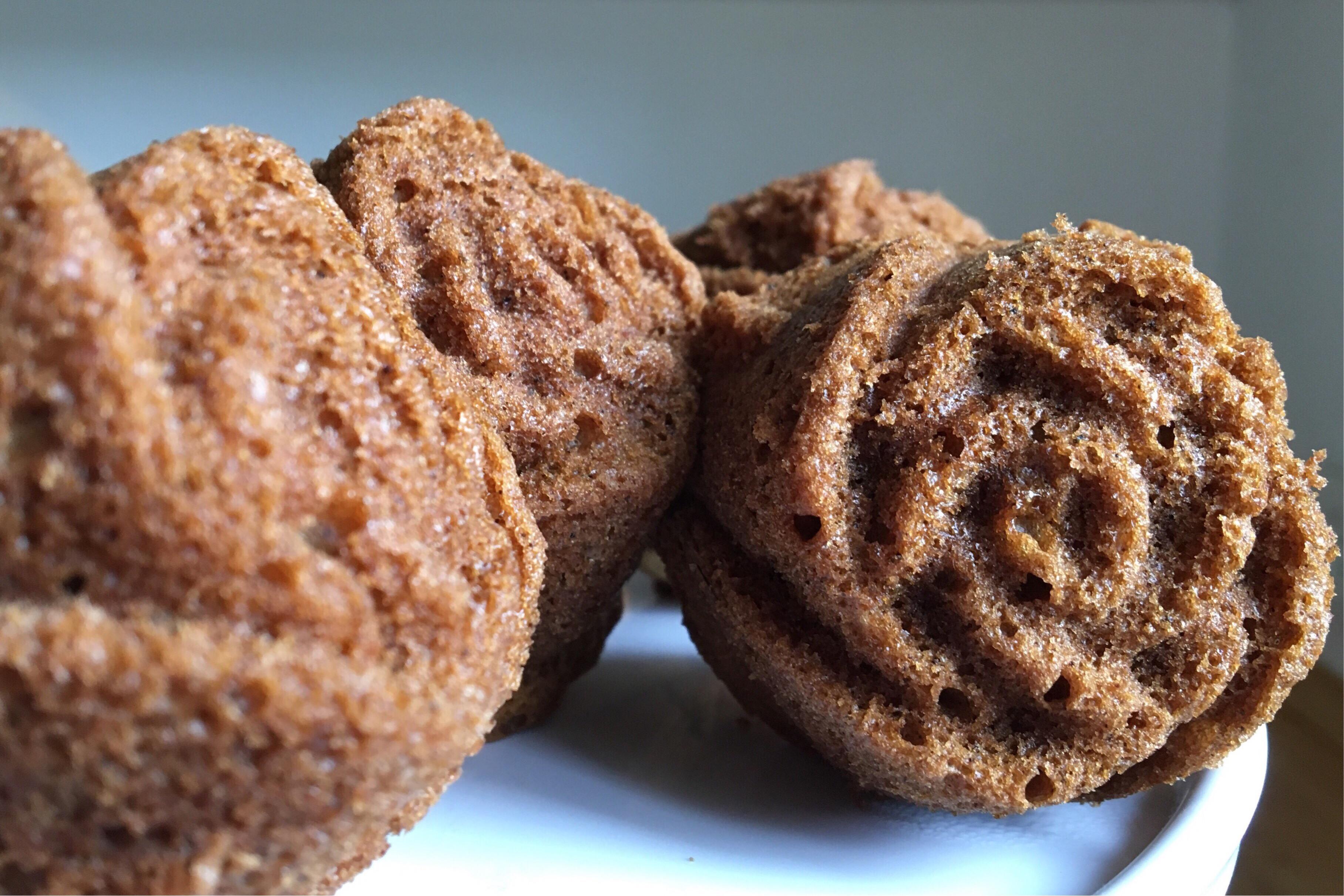 Krydderkage – nu også som muffins