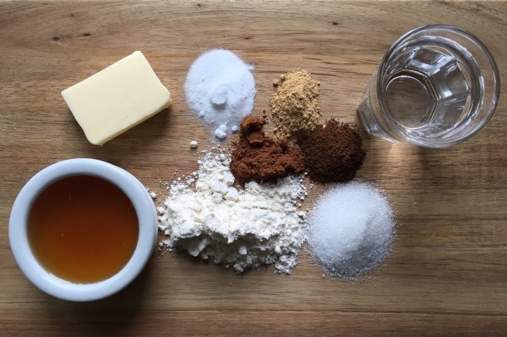 Ingredienser - Småkagemand