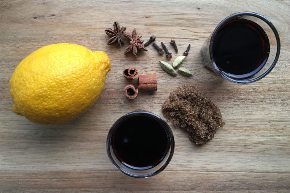 Ingredienser - Gløgg