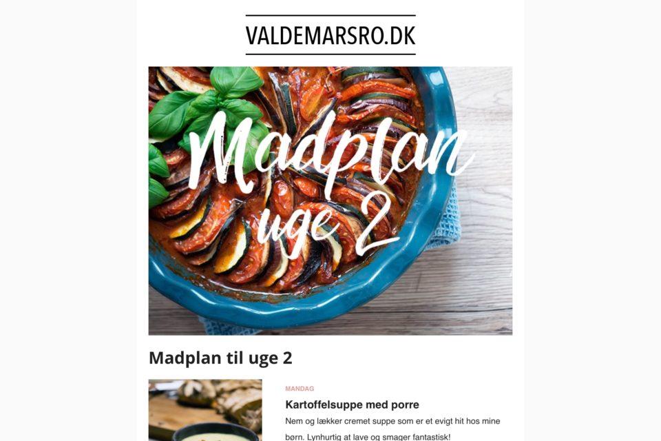 Inspiration - Valdemarsro