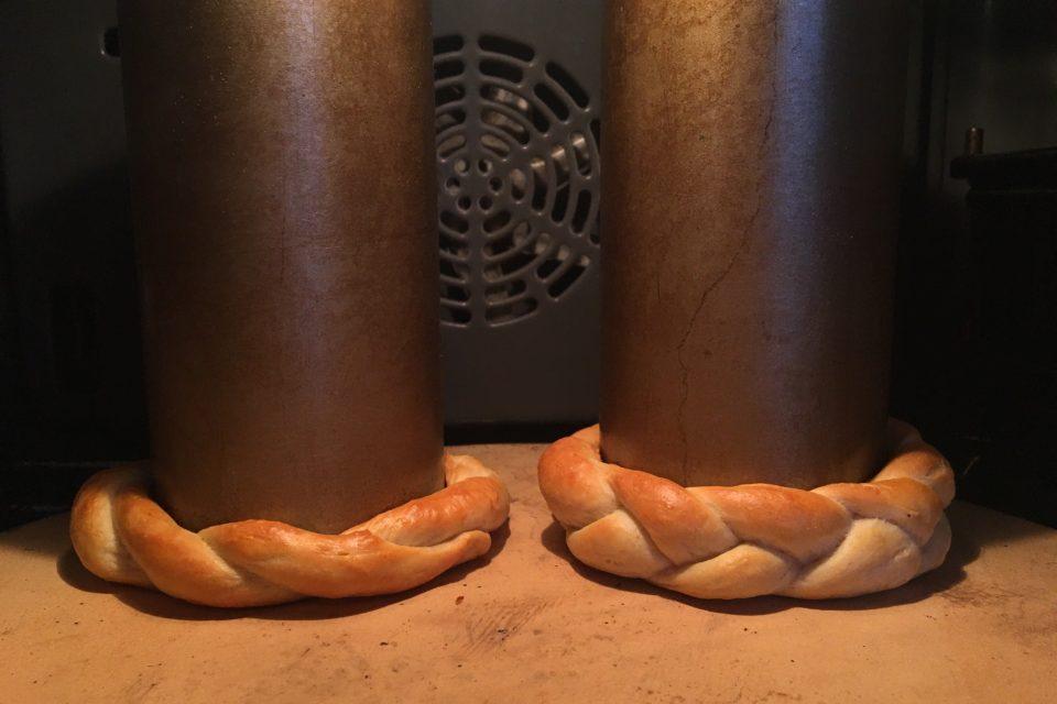 Cylinderbrød