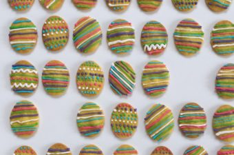 Påskeæg – en ny småkage