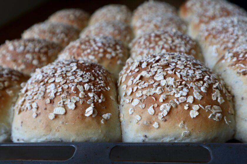 Havreboller med chiafrø Bagvrk.dk
