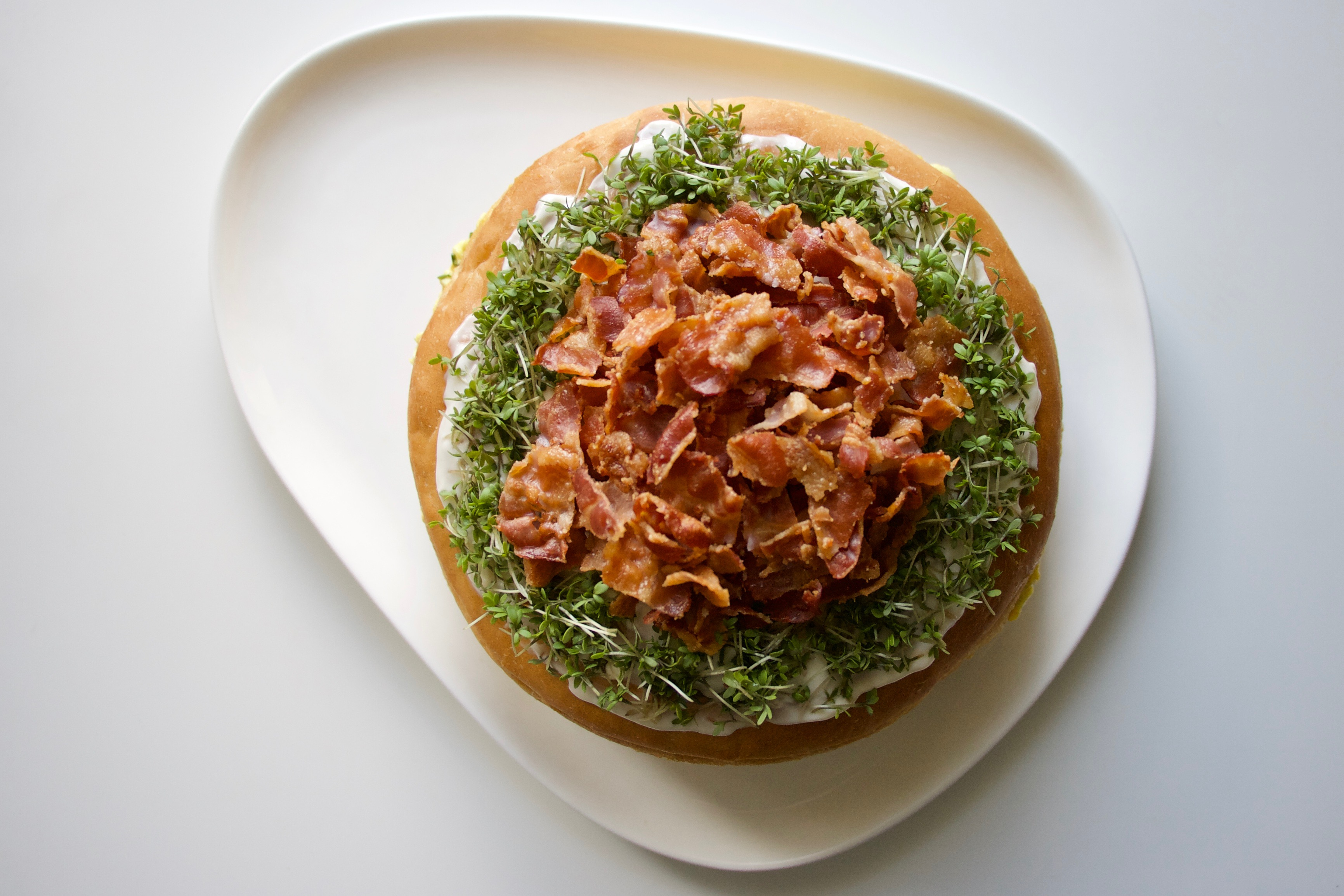 Sandwichlagkage