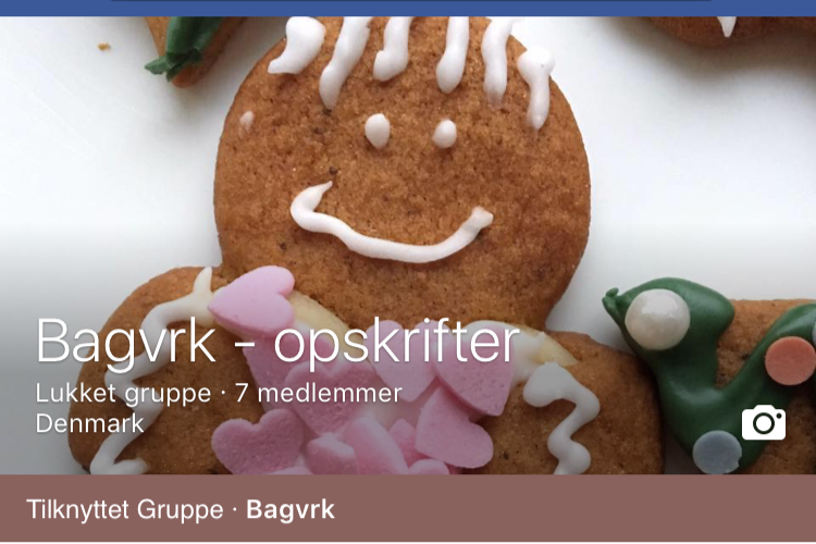 Facebookgruppe – en Bagvrk service;-)