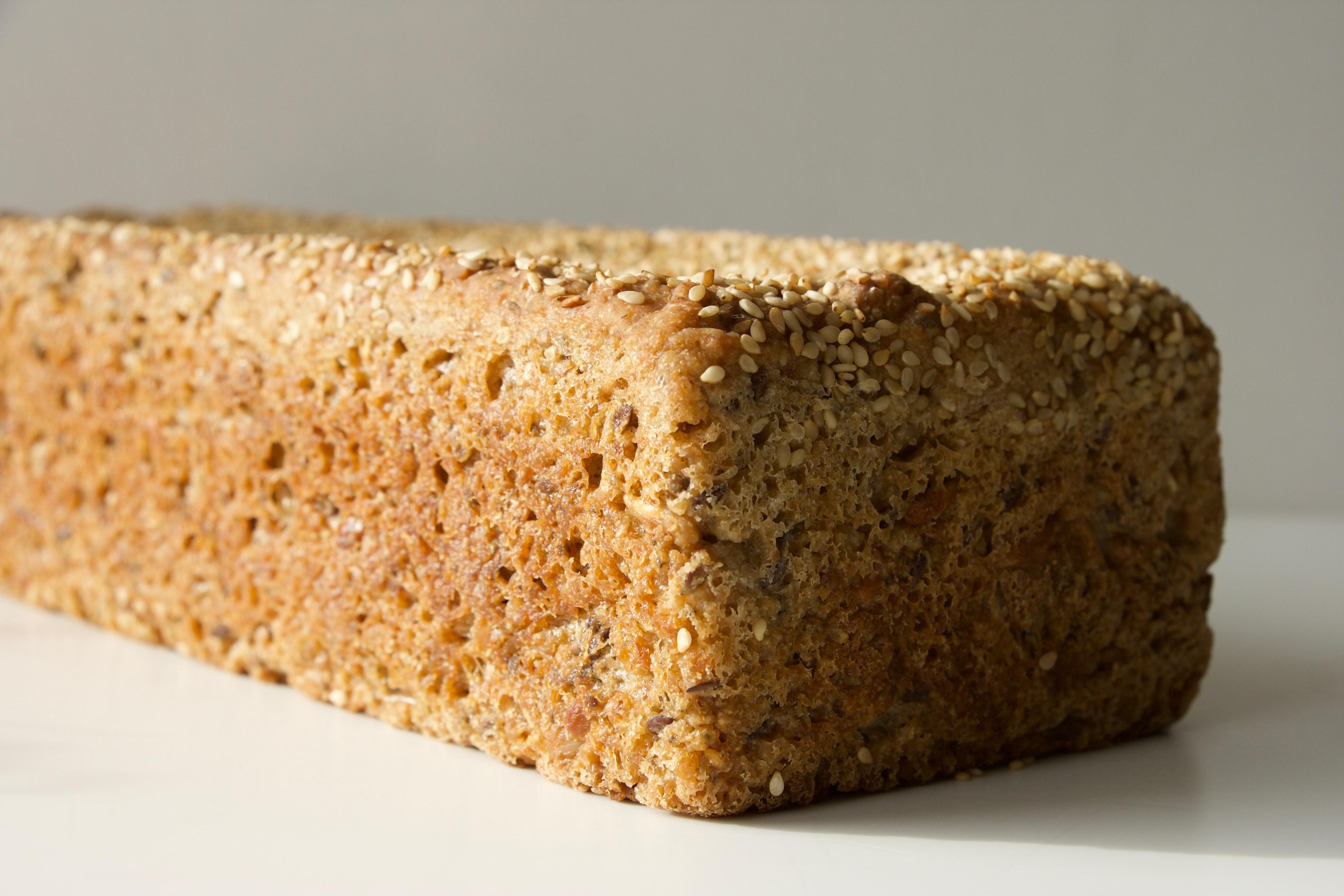 Rugbrød med surdej