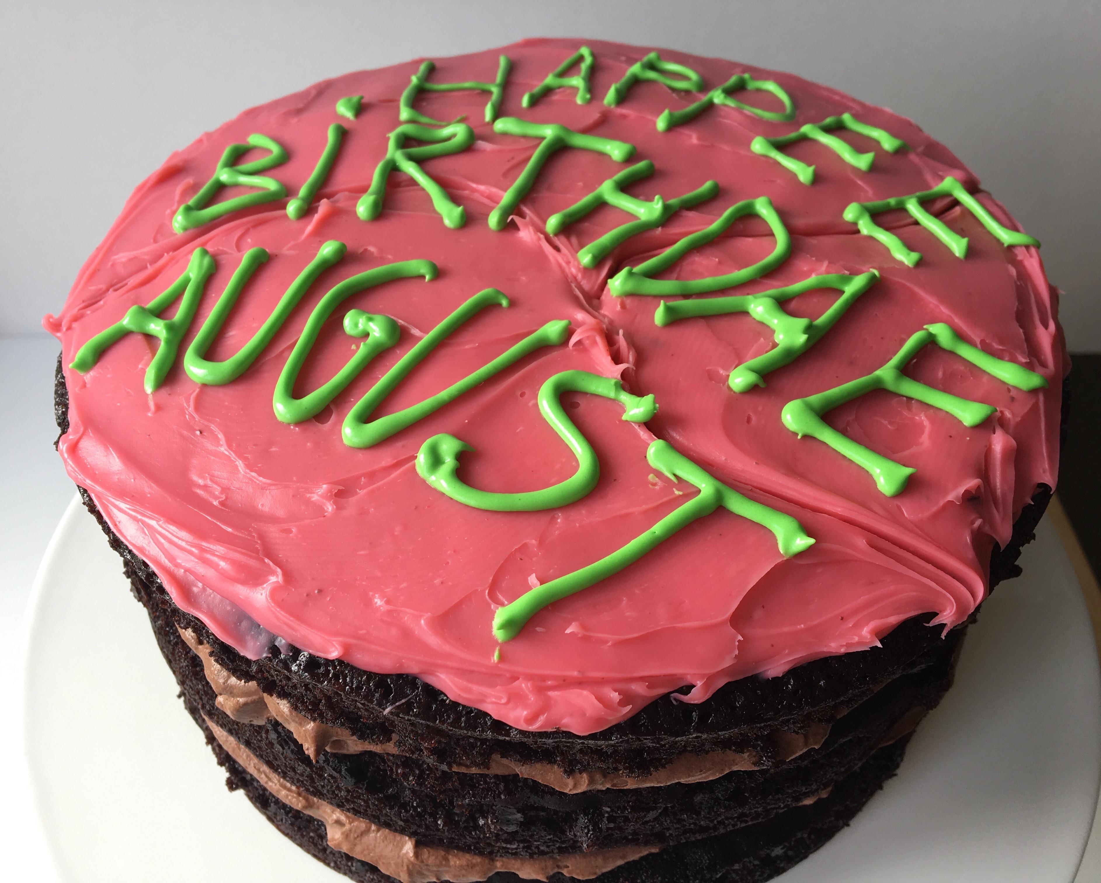Hagrids kage – er det Black Magic?