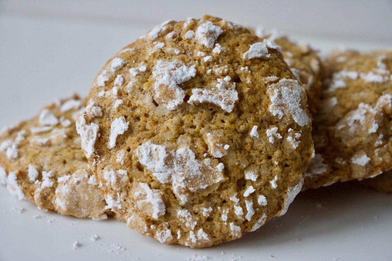 Græskarcookies