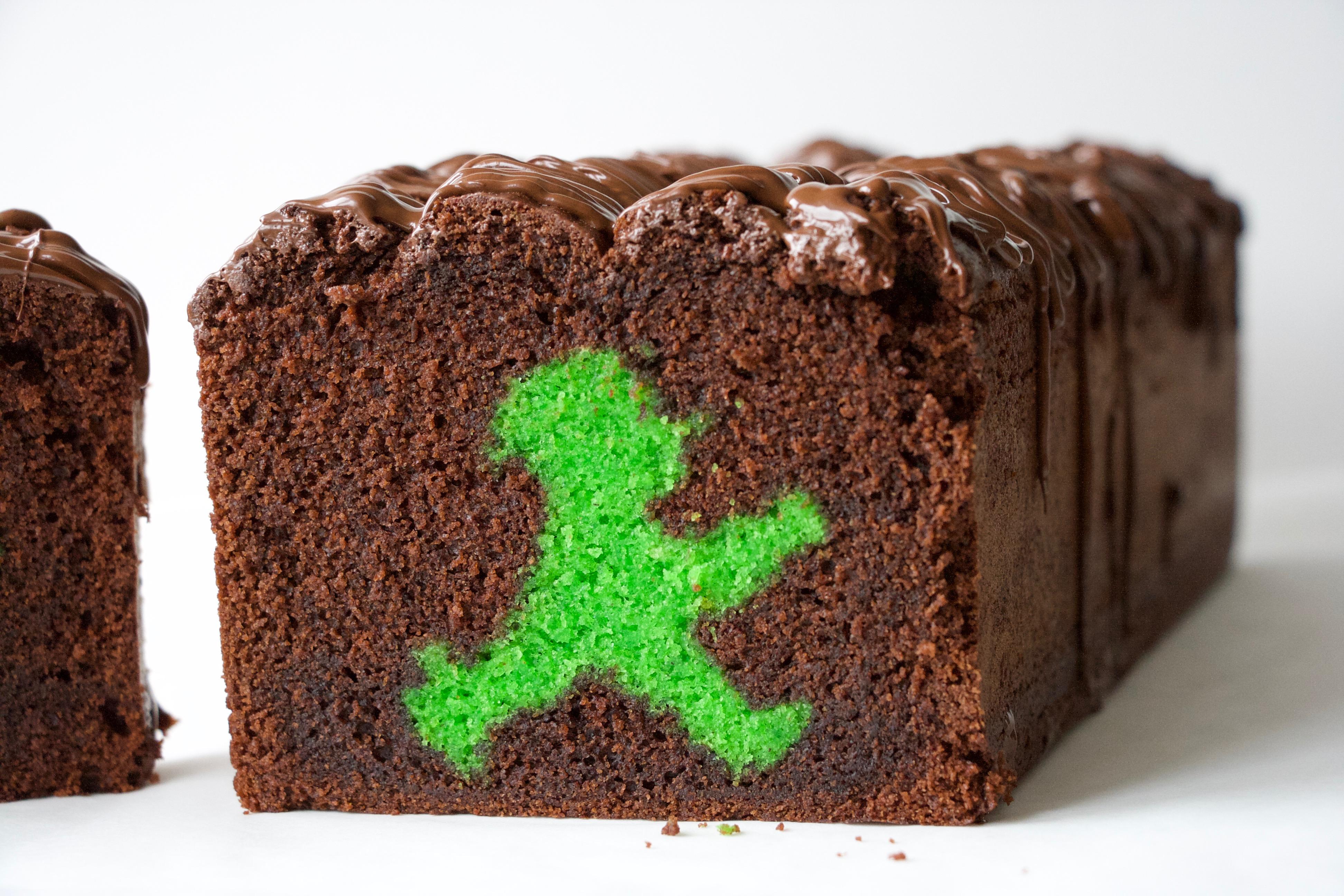 Ampelmann-kage – der er han! Eller en anden figurkage…