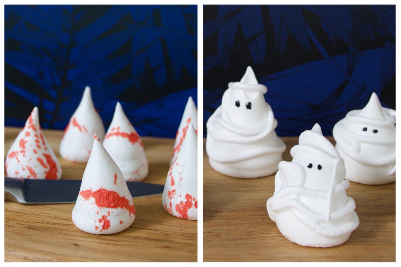 Halloweenmarengs – nu er det snart slut