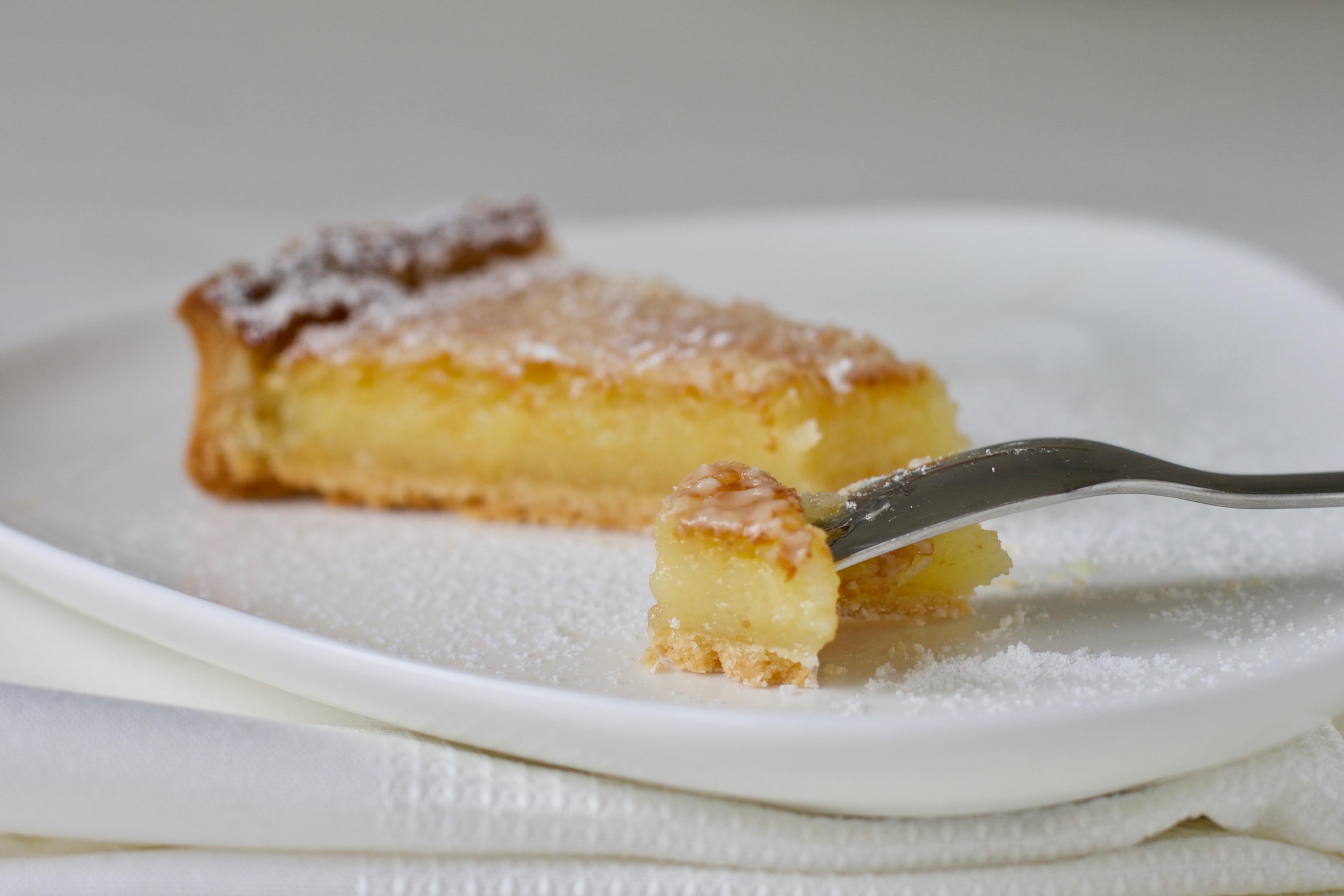 Nem citrontærte – og mørdej med mandelmel