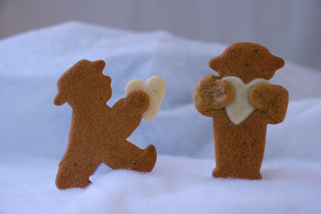 Ampelmann cookies
