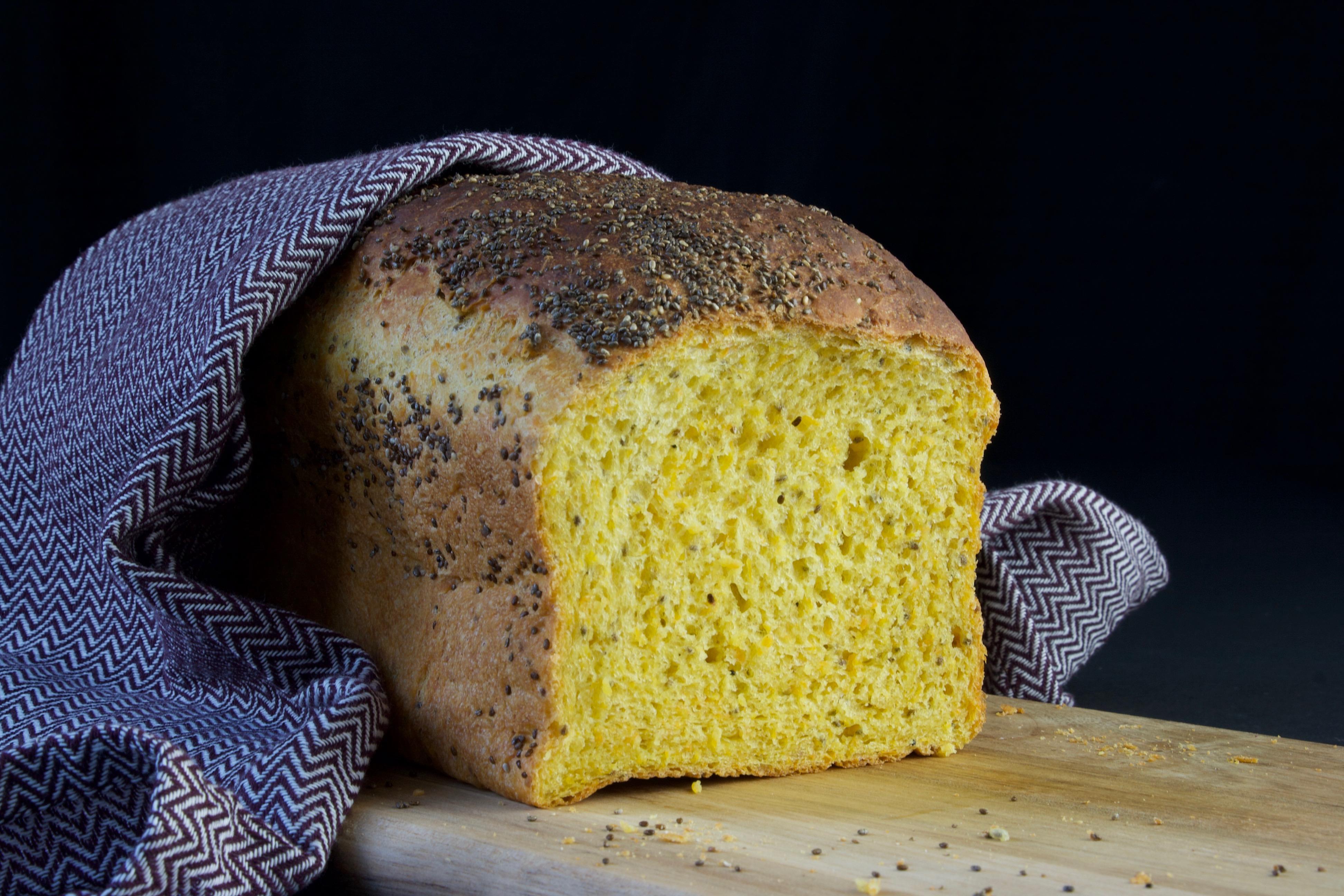 Gulerodsbrød – lige så godt som gulerodsbollerne