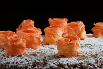 Gulerodsroser