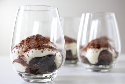 Muldvarpeskud - en dansk dessertklassiker
