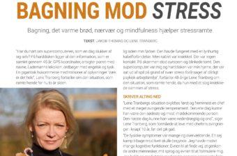 Bagning mod stress, fra Magasinet Sundhed