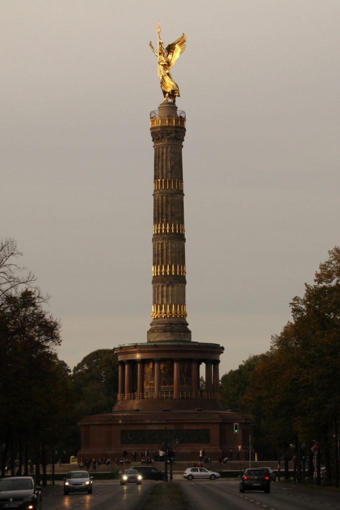 Mine yndlingssteder i Berlin, Siegessäule/Sejrssøjlen
