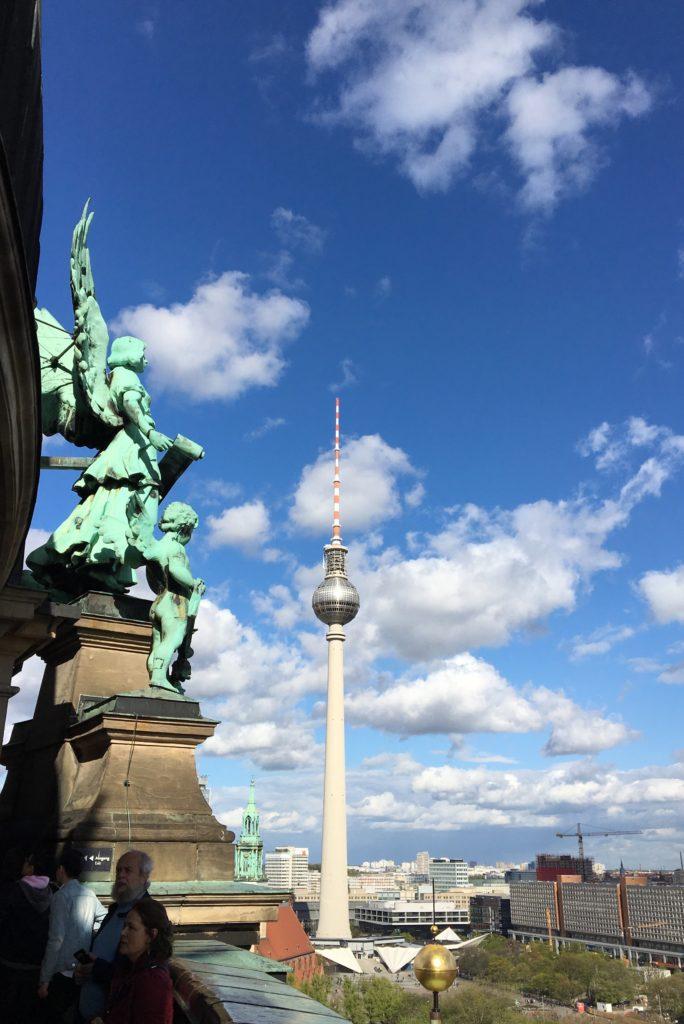 Yndlingssteder i Berlin, Fernsehturm og Berliner Dom