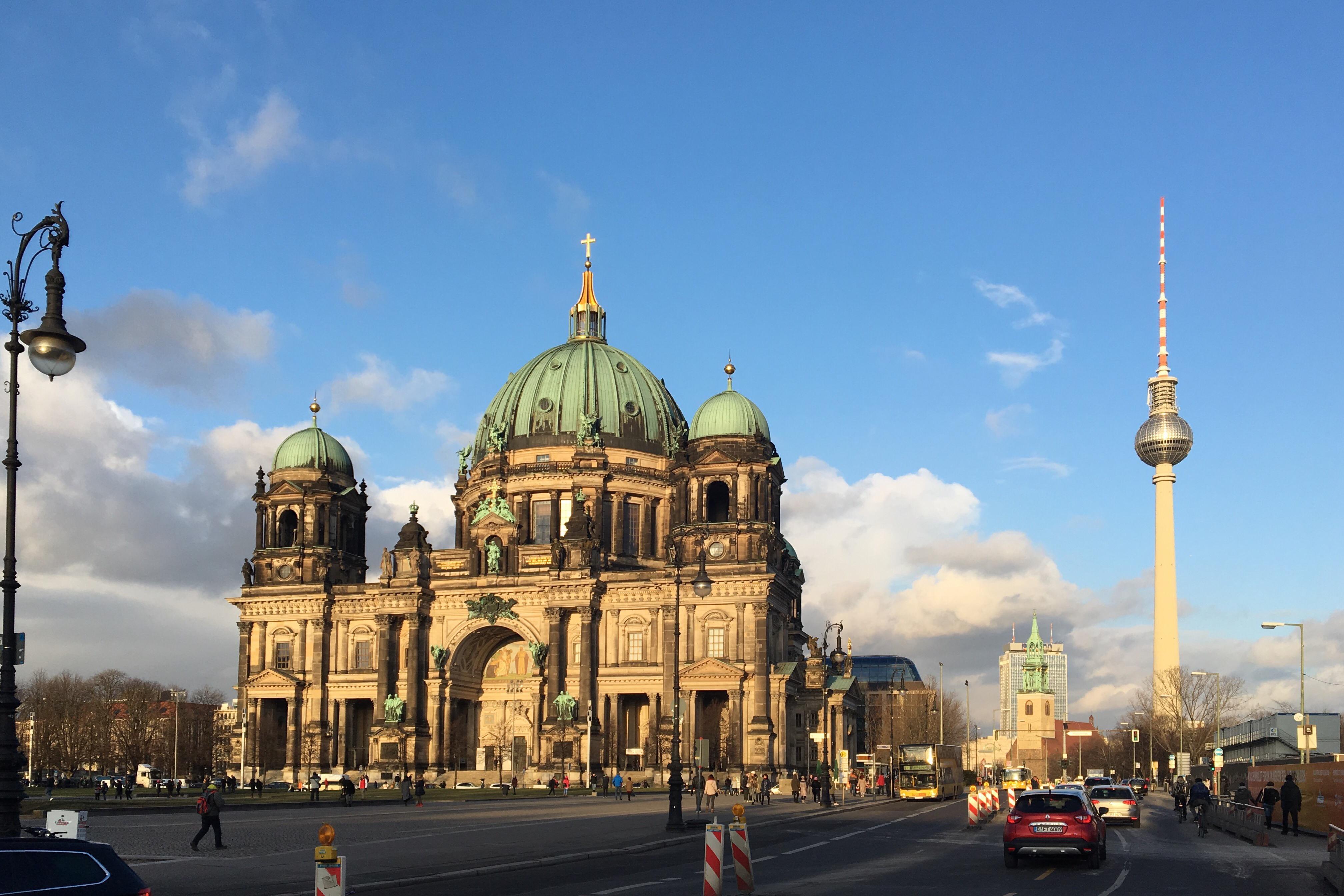 Mine yndlingssteder i Berlin – den korte version