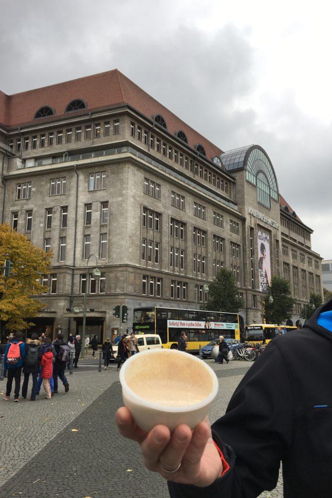Yndlingssteder i Berlin, KaDeWe