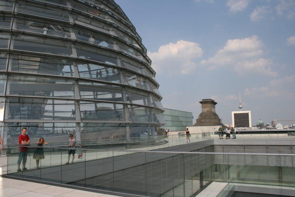 Yndlingssteder i Berlin, Reichstag