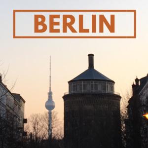 Berlin rejseguide fra Bagvrk.dk.