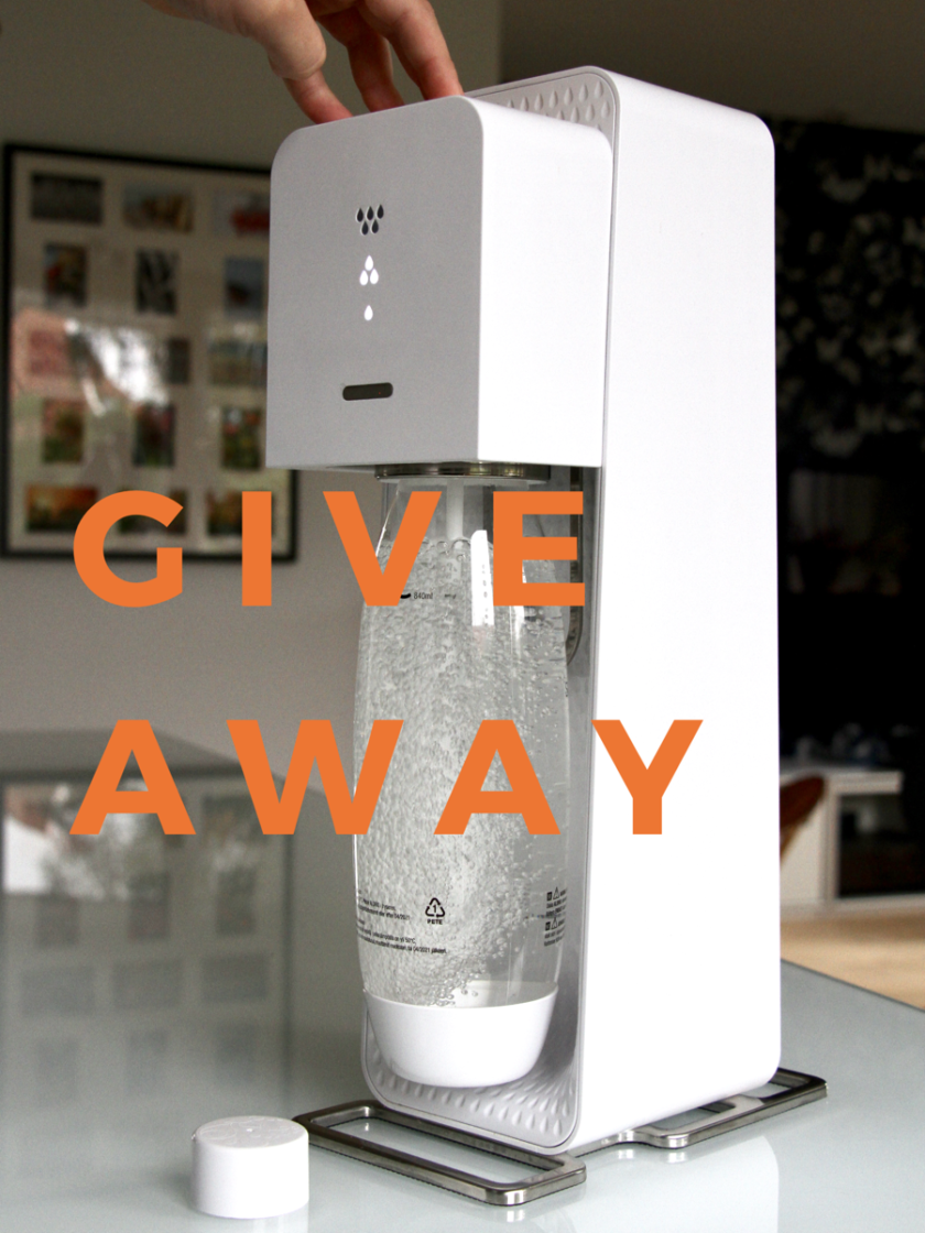 Giveaway - SodaStream