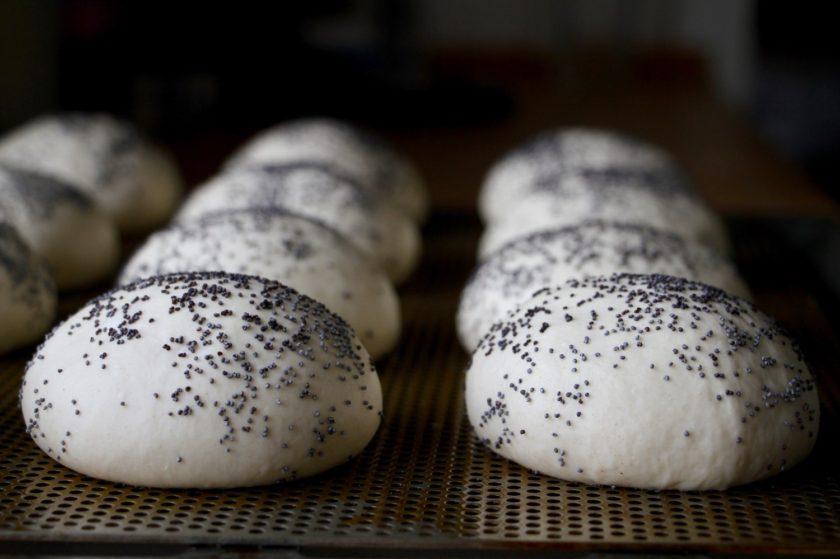 Rundstykker som bagerens. En klassisk opskrift fra Bagvrk.dk.
