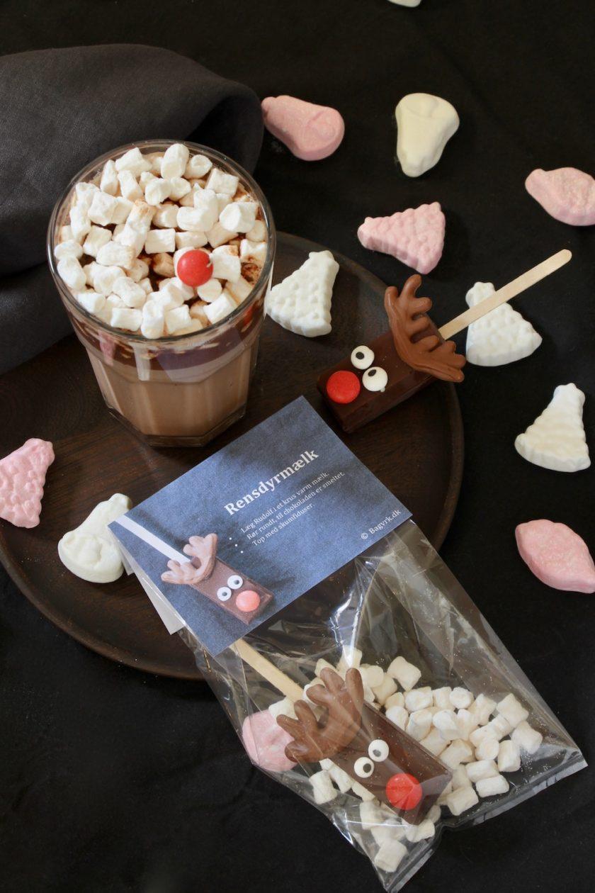 Varm chokolade - Rensdyrmælk - af Bagvrk.dk.