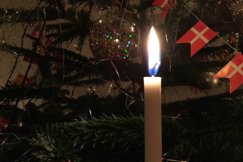 Lys på juletræet, Bagvrk.dk.