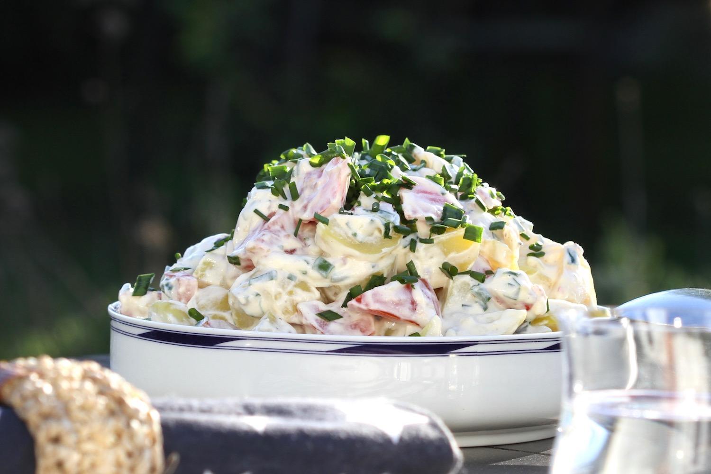 verdens bedste kartoffelsalat