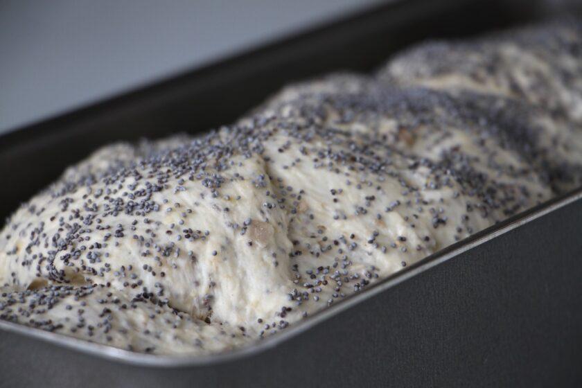 Nicolines grovbrød klar til ovnen, Bagvrk.dk