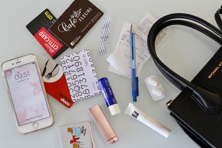 Tøm din taske HVER dag, så du starter på en frisk. Et mandagstip fra Bagvrk.dk