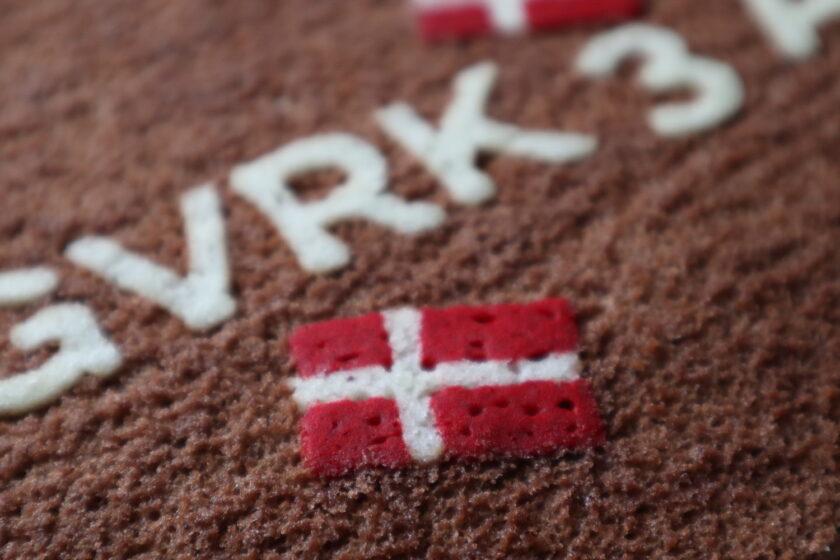 Bagvrk 3 år - Fødselsdagskage fra Bagvrk.dk