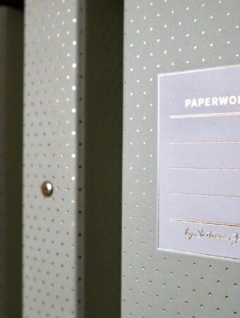 Paperwork - Papirer Konmari - Bagvrk.dk