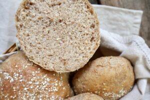 Grove sandwichboller grødboller udvalgt billede Bagvrk.dk krummefoto
