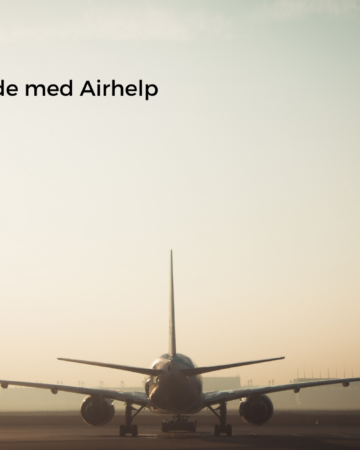 Flyforsinkelse Airhelp