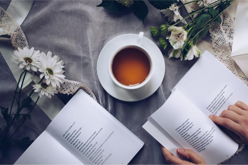 Opslået bog kaffe te afslapning mig-tid sænk barren Bagvrk.dk