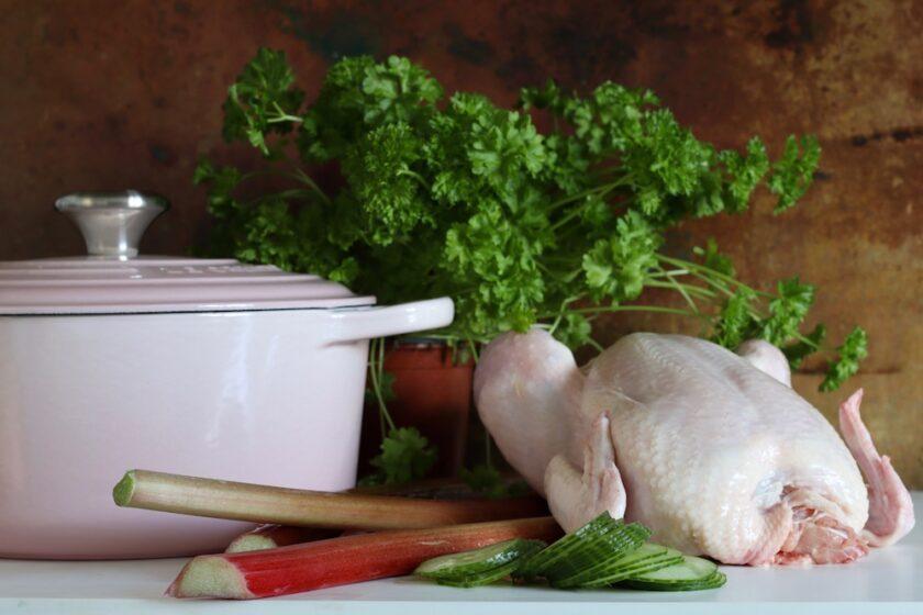 Grydestegt kylling udvalgt billede Bagvrk.dk